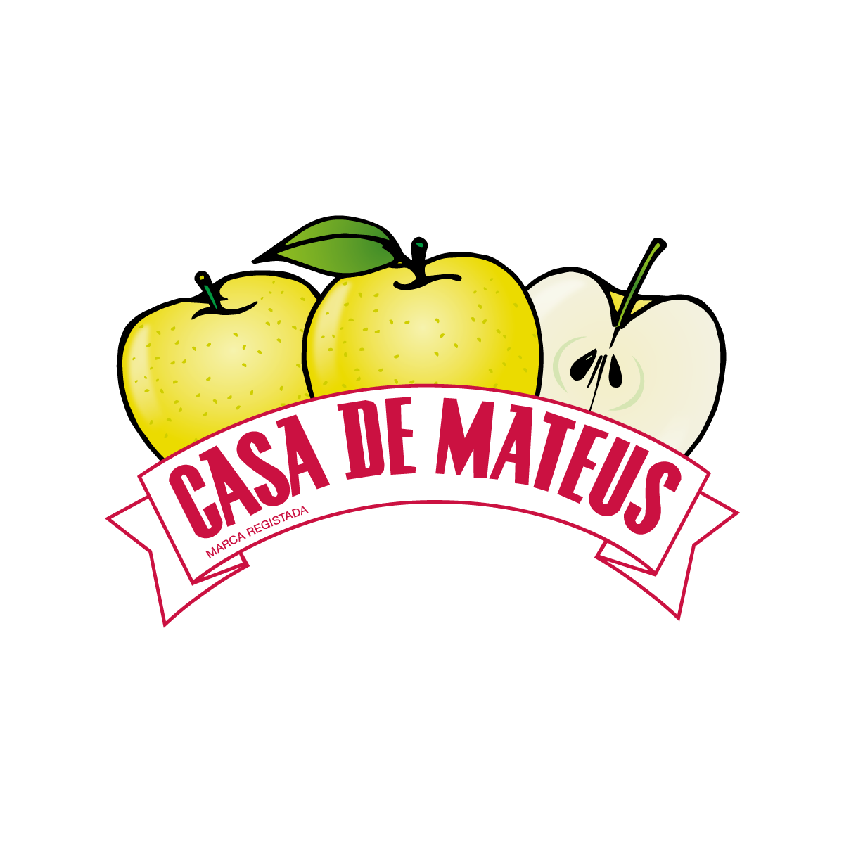 Rotulagem Casa de Mateus Temporada