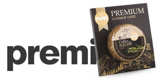 Queijos Premium Paiva